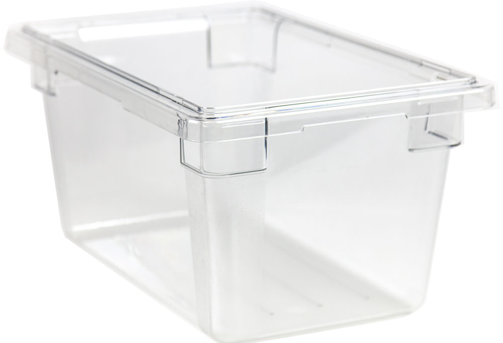 Cambro Clear Plastic Container (17 Gallon)